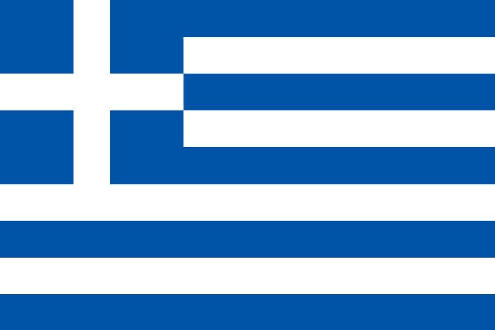 【一部予約販売】 世界の国旗 ギリシャ 国旗 国旗 [120×180cm [120×180cm 高級テトロン製] B0090ZXW92 B0090ZXW92, 北魚沼郡:77f220e2 --- vietnox.com