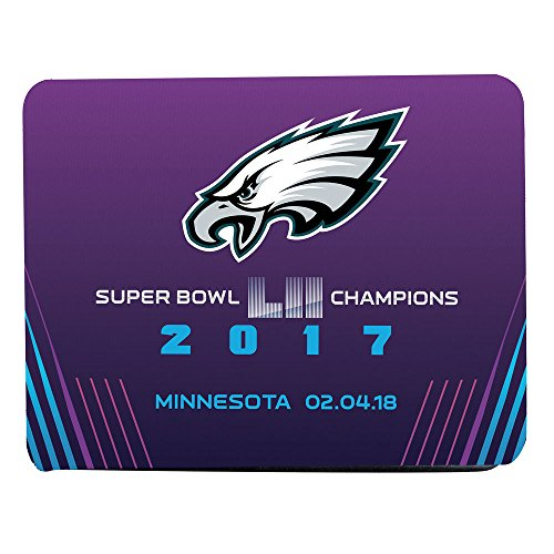 Philadelphia Eagles Super Bowl Champions SB52 Mouse Pad (Eagles Philadelphia Memory)
