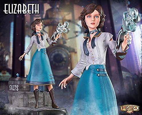 Bioshock Elizabeth 3 1//2-Inch Vinyl Figure