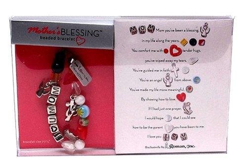 Mother's Blessing Beaded Bracelet - Adult (Beaded Blessing Bracelet)