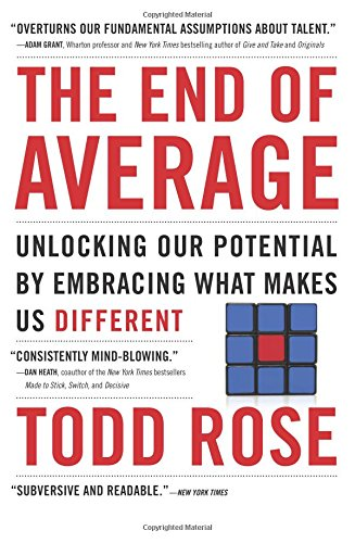 The End of Average: Unlocking Our Potential by Embracing What Makes Us Different ()