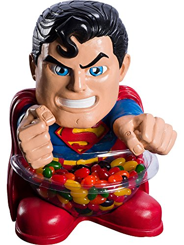 Rubie's DC Comics Small Candy Bowl Holder, Superman ()