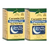 EuroPharma/Terry Naturally -Curamin PM |60 Capsules -2 Pack Review