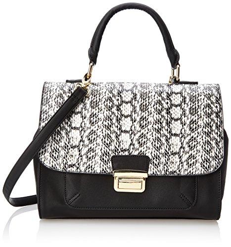 Aldo Commack Top Handle BagBlackPythonOne Size