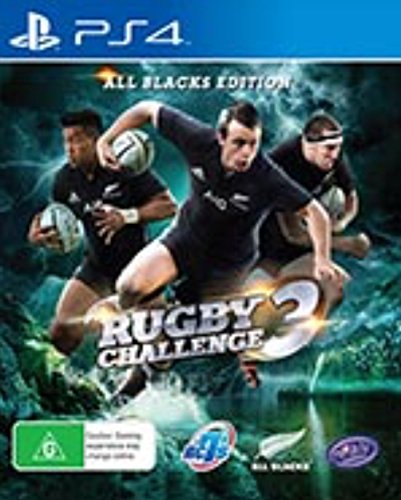 ラグビーチャレンジ-3/All Blacks Rugby Challenge 3(PS4)
