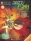 Jazz/Funk: For B Flat, E Flat, C and Bass Clef Instruments (Hal Leonard Jazz Play-Along)