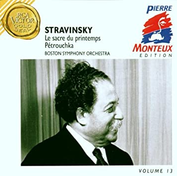 Stravinsky;Le Sacre Du Prin