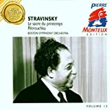 Stravinsky: Petrushka / The Rite of Spring / Le Sacre Du Printemps (Pierre Monteux Edition, Vol. 13)