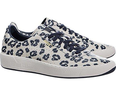 Puma Star X HOH Leonine Youth US 5.5 Tan Sneakers