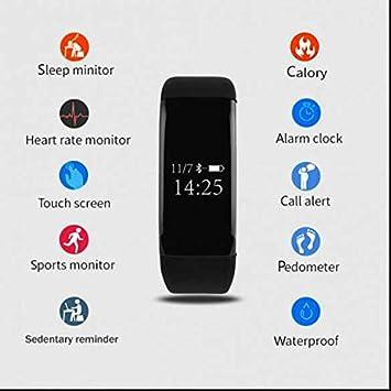 Tensiómetro digital reloj deportivo, reloj deportivo, frecuencia cardíaca Deportes reloj, fitness deportes reloj