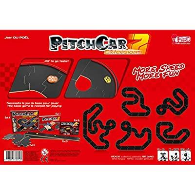 Pitchcar Extension 2: Toys & Games