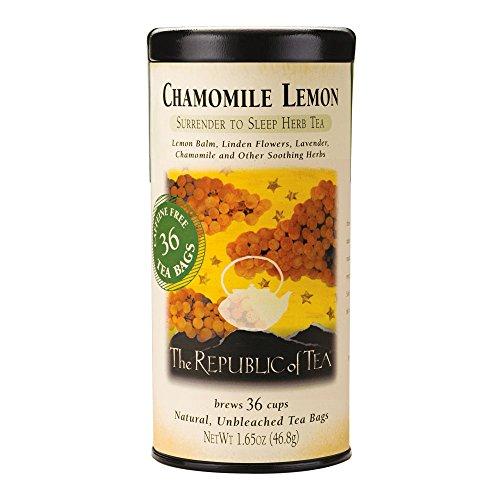 Tea Chamomile Lemon Tea - 3