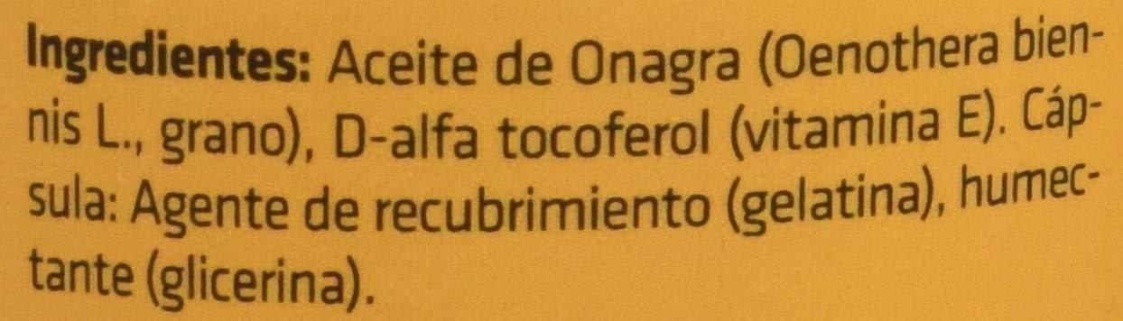 Sotya Softgels, Onagra, 220 Perlas, 700 mg