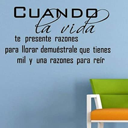 language wall quote decal living room home interior decor life