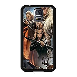 Shooting The Hobbit Phone Case Case for Samsung Galaxy S5 I9600 The Hobbit Protective