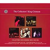 COLLECTORS' KING CRIMSON [BOX4] 1981-1982