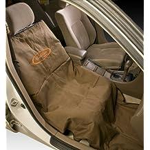 Mud River Shotgun Single Seat Cover, Brown, 29-Inch X 68-Inch