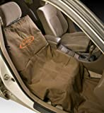 "Mud River Shotgun Single Seat Cover, Brown, 29"" x"