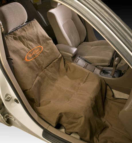Mud River Shotgun Single Seat Cover, Brown, 29