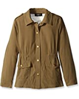Amy Byer Big Girls' Easy Jacket