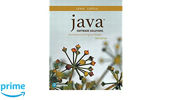 Java software solutions plus mylab programming with pearson etext java software solutions plus mylab programming with pearson etext access card package 9th edition john lewis william loftus 9780134700038 fandeluxe Choice Image