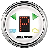 "Auto Meter (1360) 2-1/16"" Gear Shift Indicator Gauge"