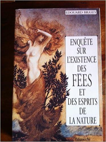 Livre Enquête sur l'existence des fées et des esprits de la nature pdf epub