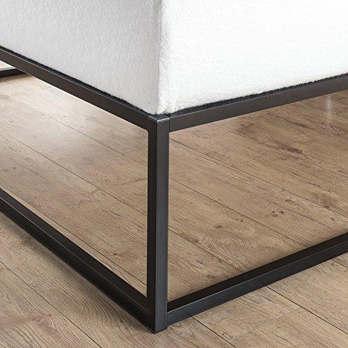 Zinus Modern Studio 14 Inch Platforma Bed Frame / Mattress Foundation with Wood Slat Support, Twin by Zinus (Image #6)
