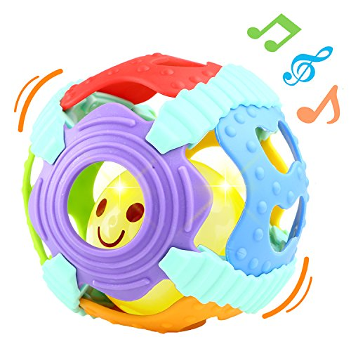 Ball Baby Toy - 9
