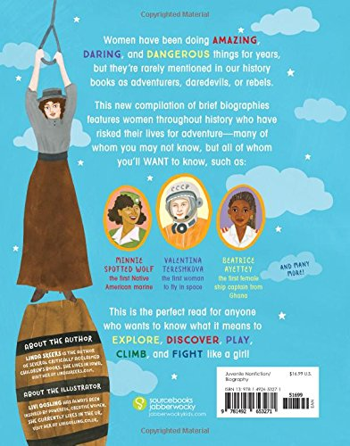 Women Who Dared: 52 Stories of Fearless Daredevils, Adventurers, and Rebels (Biography Books for Kids, Feminist Books for Girls)