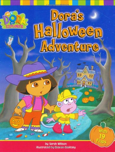 Dora's Halloween Adventure (Dora the Explorer) -