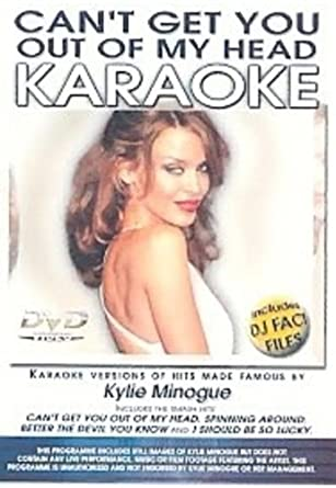 Cant Get You Out Of My Head - Karaoke - Kylie Minogue DVD ...