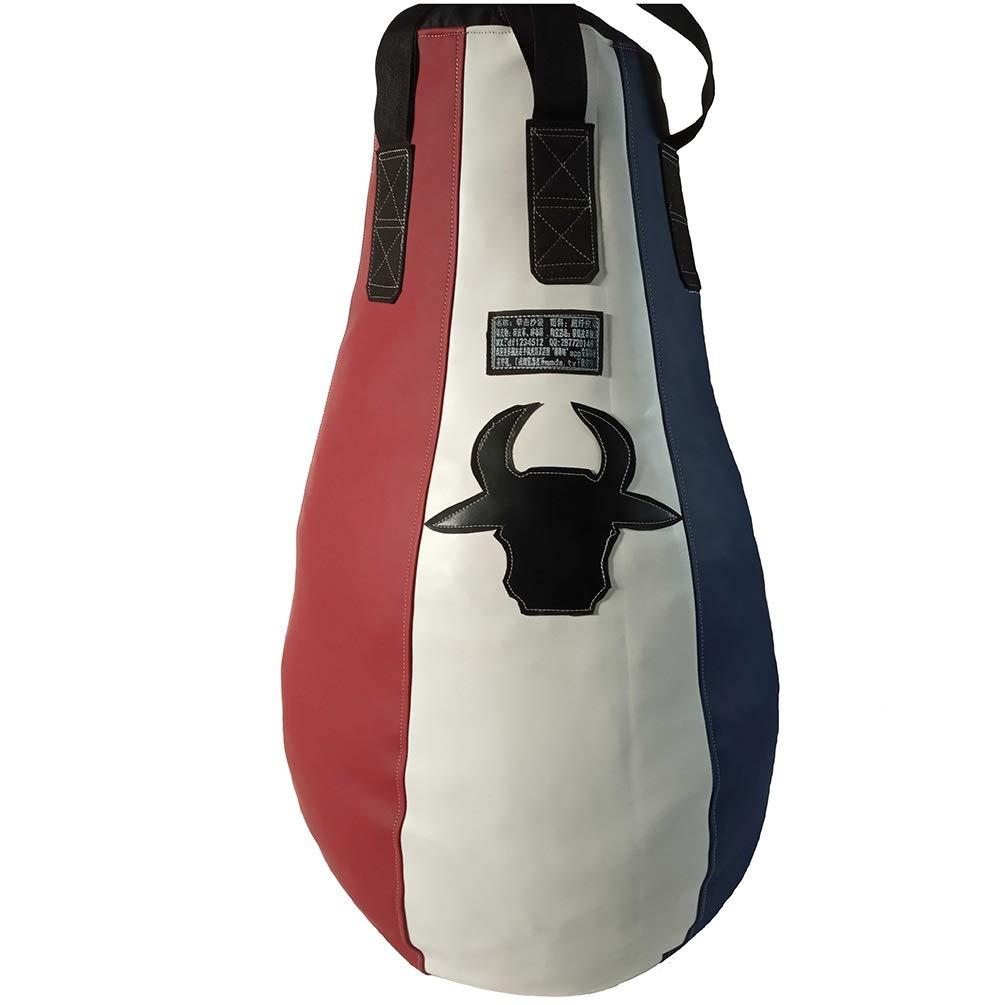 ウルトラファイバー 梨 形づくられた ボクシング ヘビー パンチング、 満たされていない くぼみ 適切な ために テコンドー 武道 ムエ タイ語 MMA ボクシング ボクシング パンチング バッグ、 47.2 * 24.4 インチ
