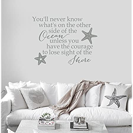 51i-T6dbiyL._SS450_ Beach Wall Decals and Coastal Wall Decals