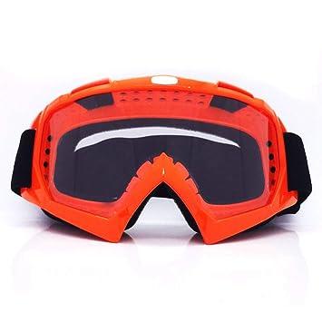Off Road Motos Gafas de Sol a Prueba de Viento Anti Niebla ...