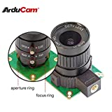 Arducam 12.3MP IMX477 HQ Camera Module with 6mm CS