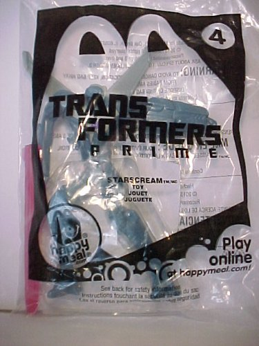 Buy transformers prime mcdonald's toys