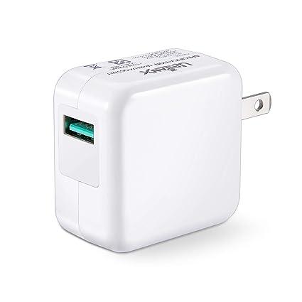 Amazon.com: UrbanX 18 W Quick Charge 3.0 USB adaptador de ...