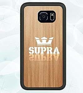 Special Design Fancy Style Supra Brand Logo Samsung Galaxy S6 Edge Plus Hard Carcasa Para Women