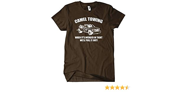 15388afc7 Amazon.com: Camel Towing Mens T-Shirt Tee Funny Tshirt Tow Service Toe  College Humor Cool: Clothing