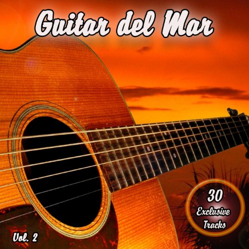 guitar del mar - balearic cafe chillout island lounge