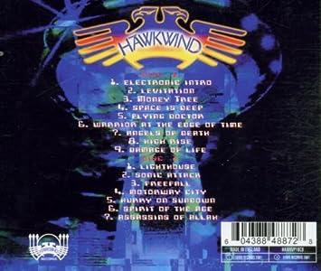 Yule Ritual - London Astoria 29/12/2000: Hawkwind: Amazon ...