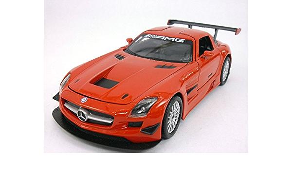 1:24 Scale 2015 Mercedes Class AMG GT GT3 C190 R190 73386 Model Diecast Car
