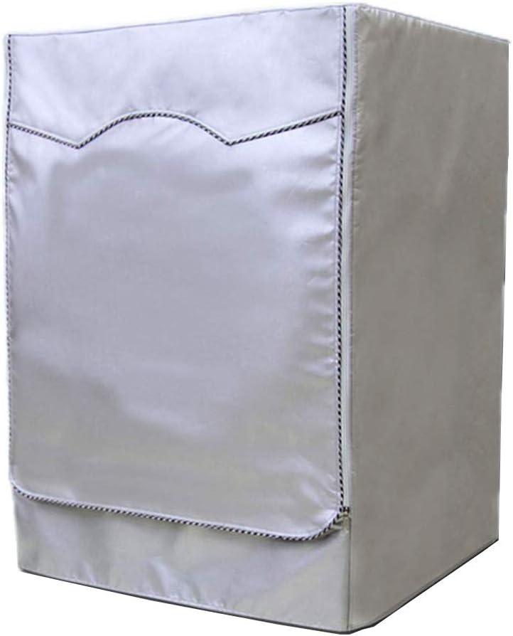 OKEYsoe Funda para lavadora exterior impermeable protector solar a ...