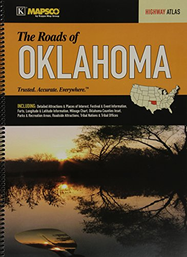 (Roads of Oklahoma Atlas)