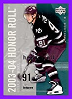 2003-04 Upper Deck Honor Roll #2 Sergei Fedorov ANAHEIM MIGHTY DUCKS