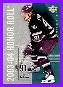 2003-04 Upper Deck Honor Roll #2 Sergei Fedorov ANAHEIM MIGHTY DUCKS