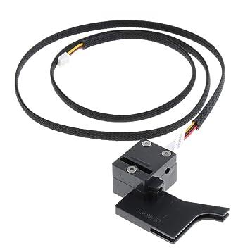 KESOTO Kit de Monitor Sensor Detector de Módulo Impresora 3D ...