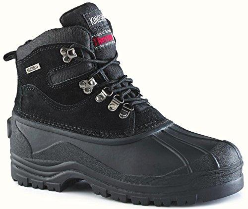 Men's Waterproof 1280 Snow Boots (11 M US,1280-2)