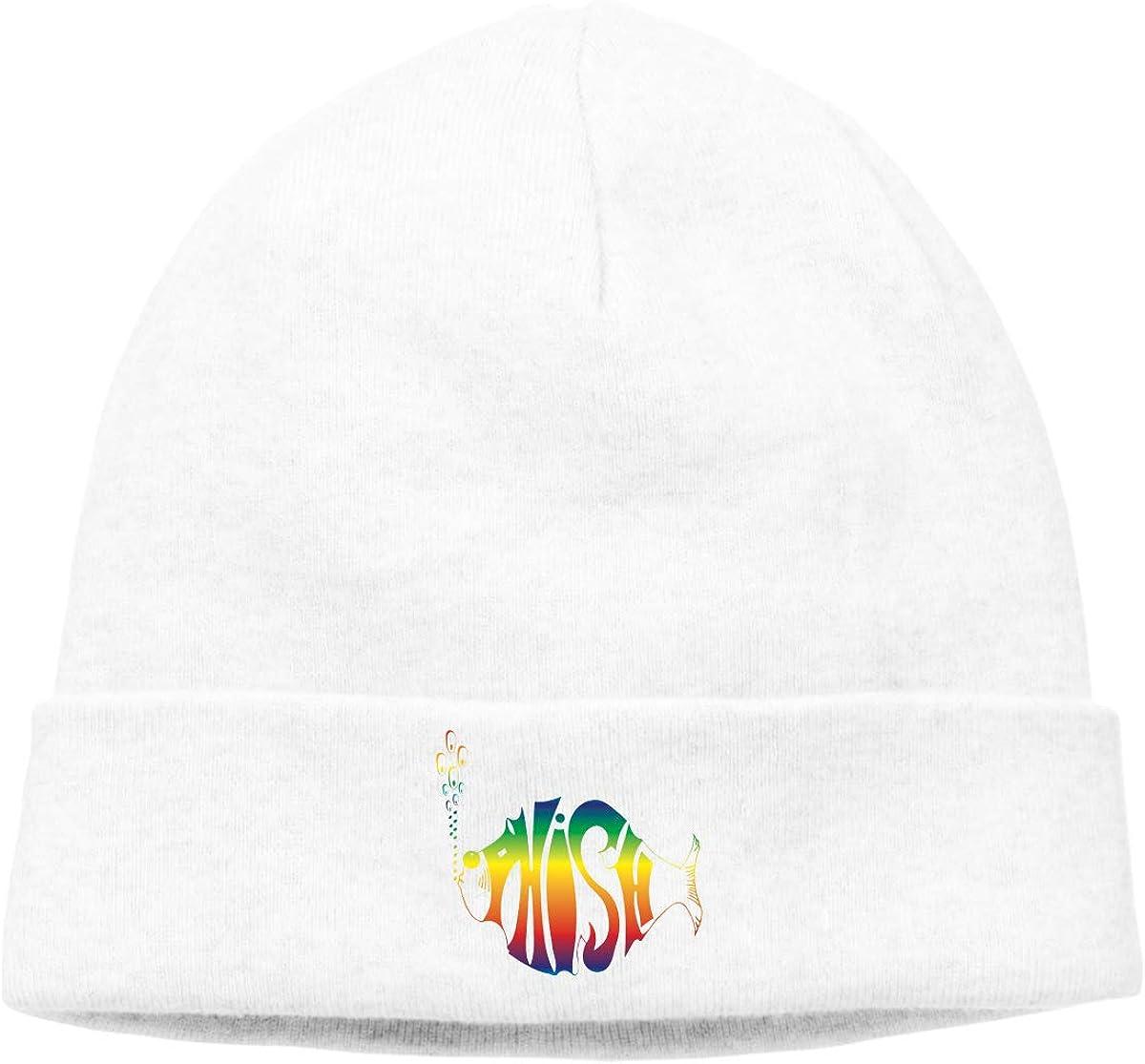 Unisex Winter Hats Phish Music Band Logo Skull Caps Knit Hat Cap Beanie Cap for Men//Womens